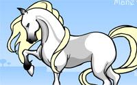 Mane Pony Dressup