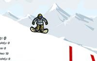 Snowboard Stunt