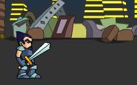 Omega Warrior