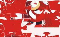Santa Claus Puzzle 2