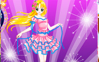 eva dancer dressup