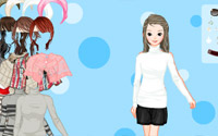 fall fashion dressup