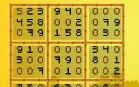 Oriental Sudoku
