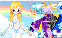 lucy gowns dressup