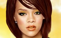 Rihanna Make Over