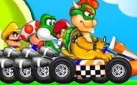 Super Mario Race