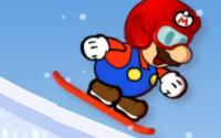Mario Snowboard
