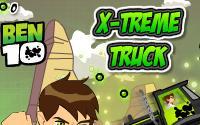 Ben 10 Extreme Truck