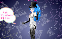 show girl dressup
