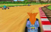Crash Bandicoot Racing