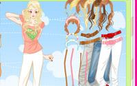 Jenny Fashion Dressup