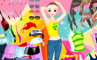 star girl dressup 2