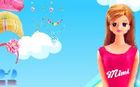 Barbie Mimi Dressup