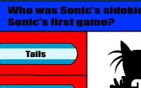 Ultimate Sonic Quiz