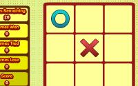 Primary Tic Tac Toe