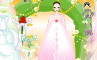 wedding dressup 4