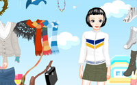 winter dressup 3