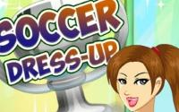 Soccer Dress-Up