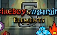 Fireboy and Watergirl 5 -