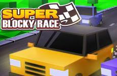 Super Blocky Race
