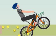 Wheely Biker