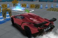 RCK Parking Supercars