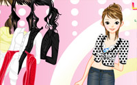 Nice Girls Dressup