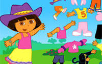 Dora spellen